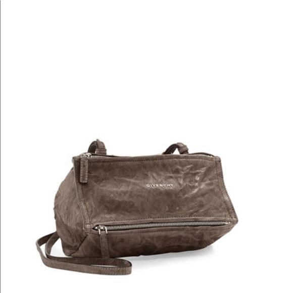 e84ebfb4c3 Givenchy Bags   Mini Pandora Pepe Leather In Charcoal   Poshmark